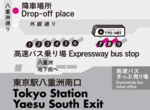 TYO-NRT エアポートバス